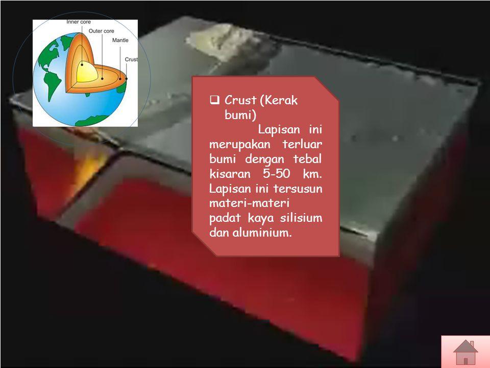 Crust (Kerak bumi)
