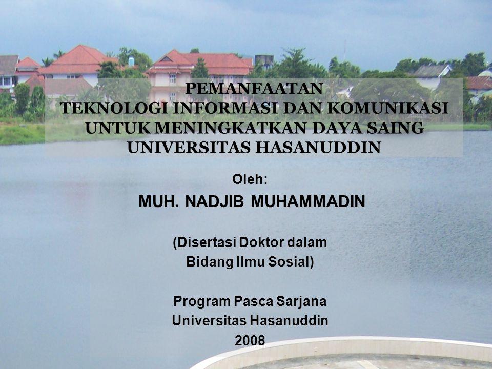 (Disertasi Doktor dalam Universitas Hasanuddin