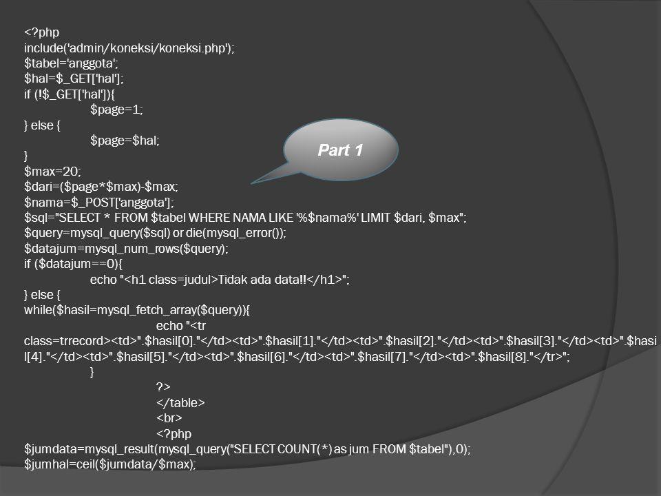 <. php include( admin/koneksi/koneksi