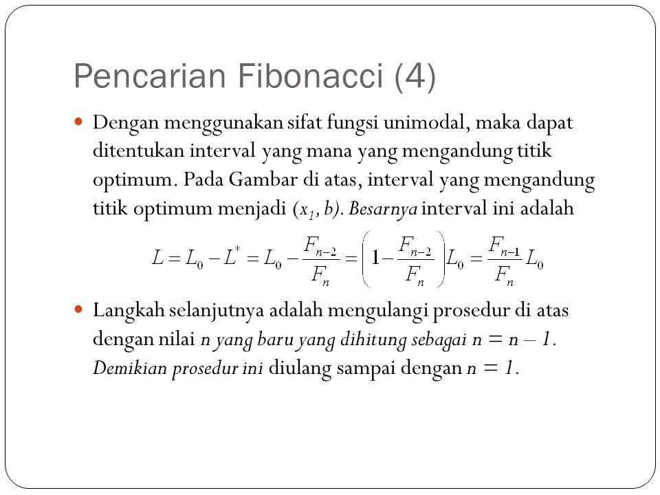 Pencarian Fibonacci (4)