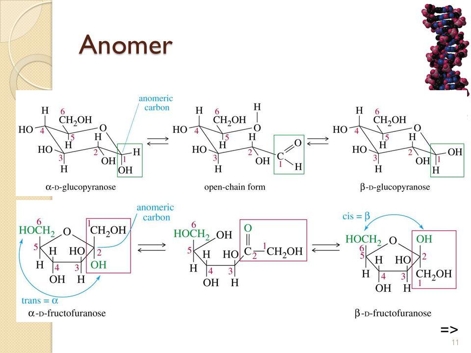 Anomer =>