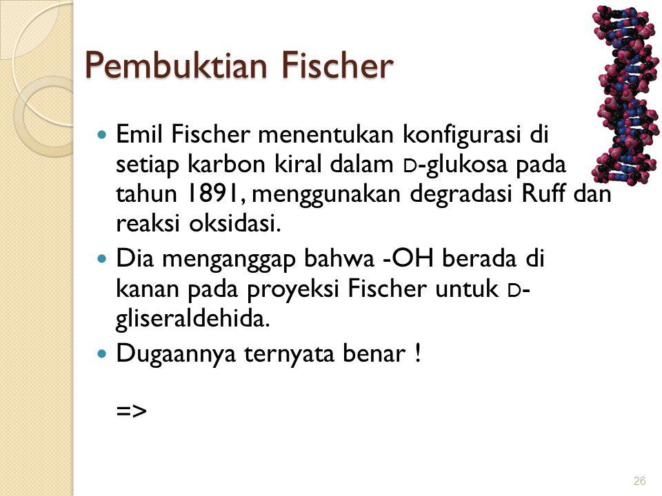 Pembuktian Fischer