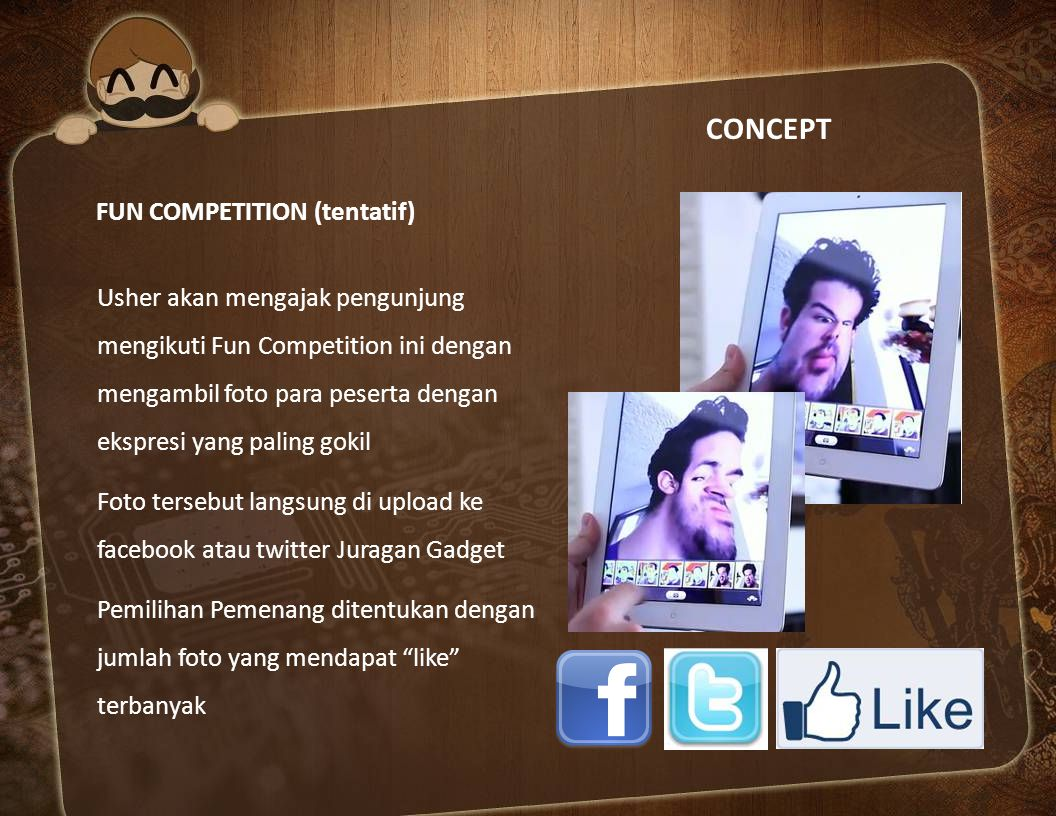 CONCEPT FUN COMPETITION (tentatif)