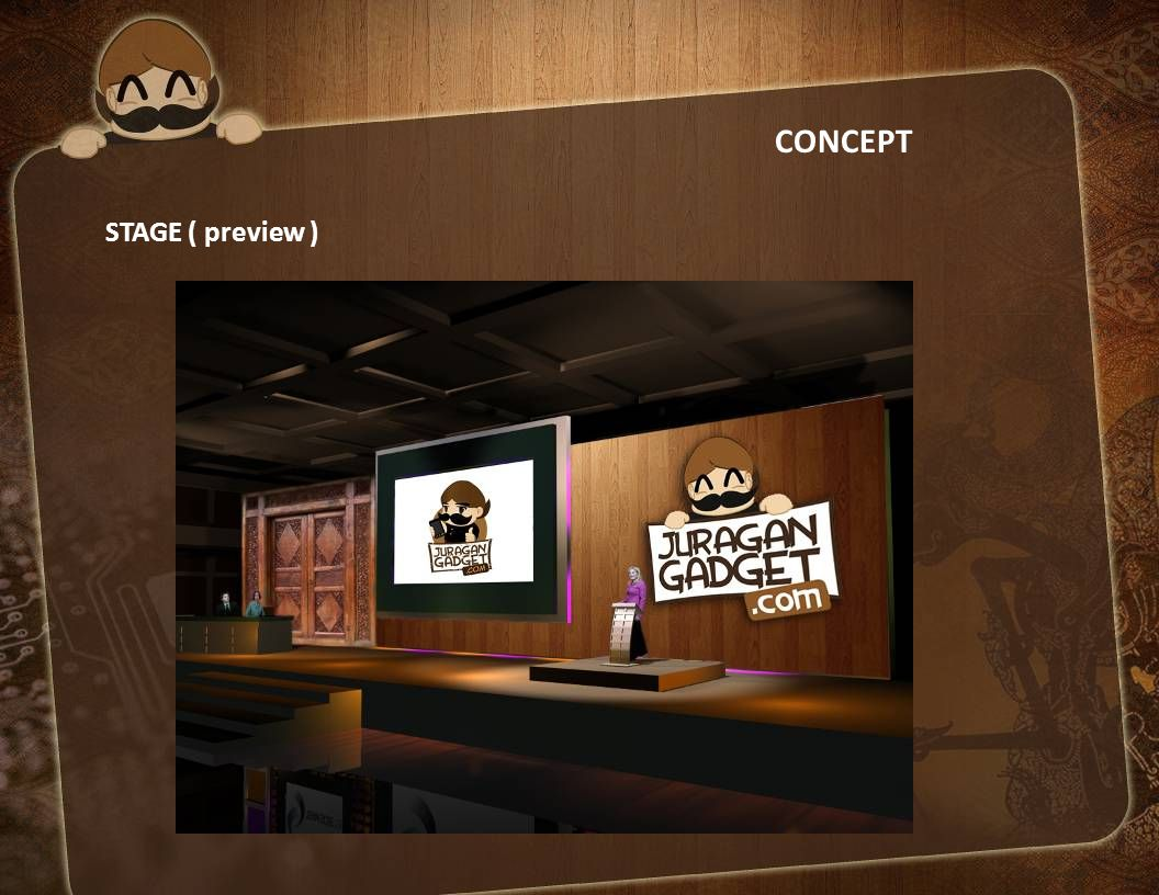 CONCEPT STAGE ( preview )