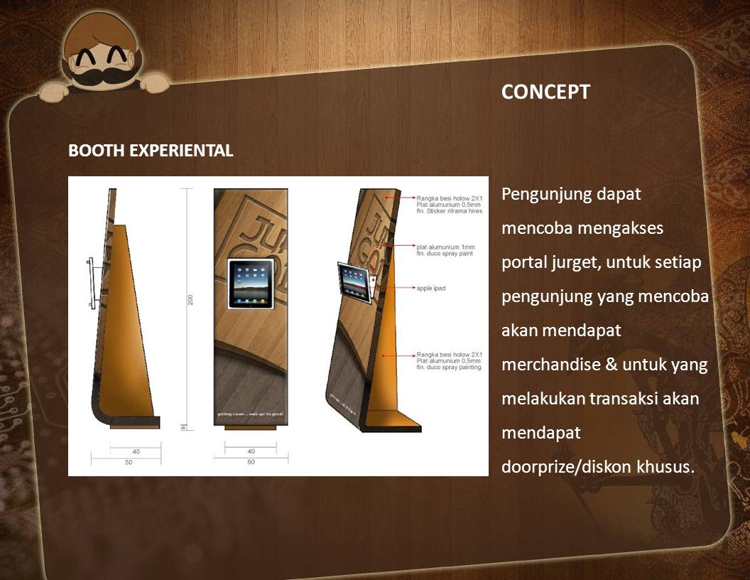 CONCEPT BOOTH EXPERIENTAL