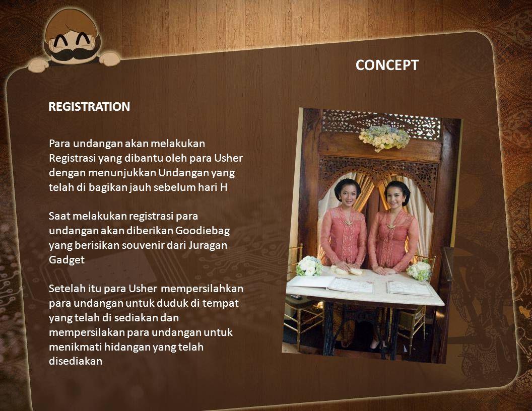 CONCEPT REGISTRATION.