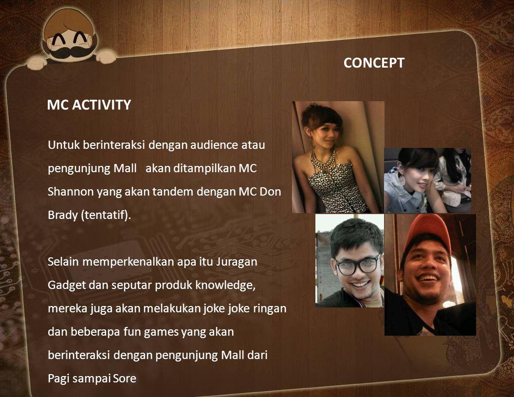 CONCEPT MC ACTIVITY.