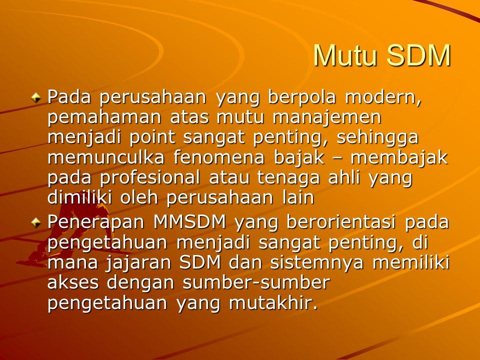 Mutu SDM