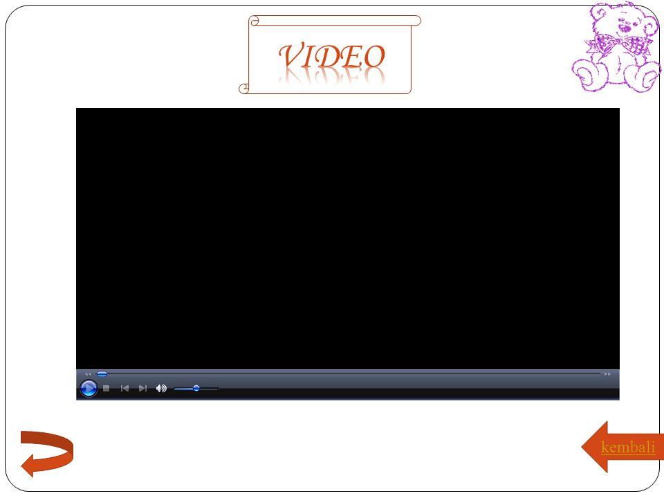 VIDEO kembali