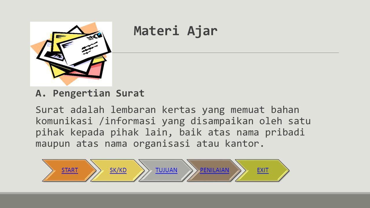 Materi Ajar