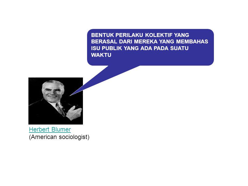 (American sociologist)
