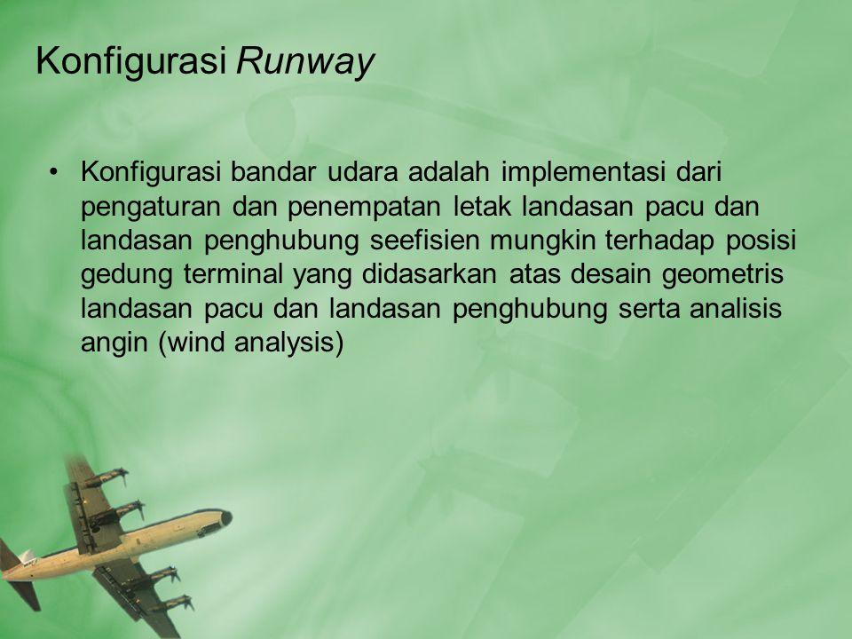Konfigurasi Runway