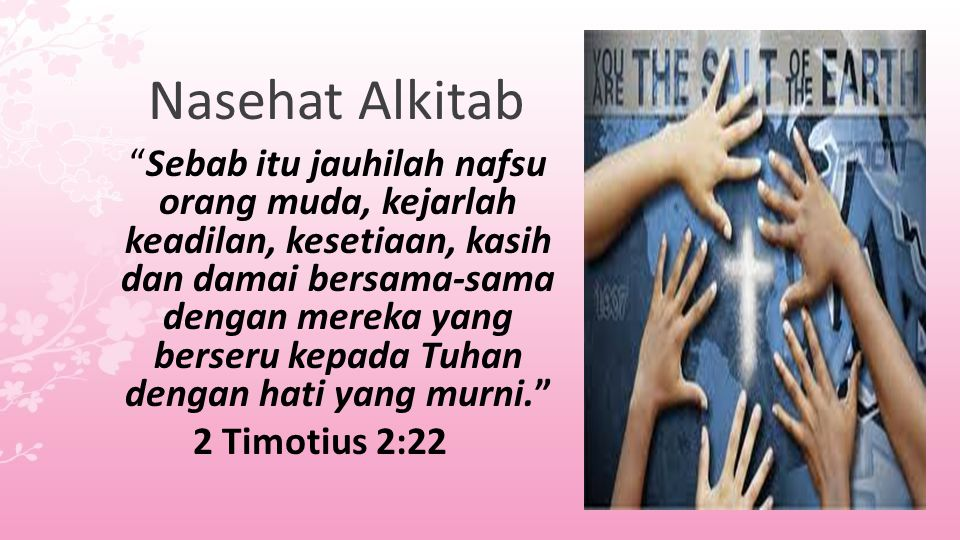 Nasehat Alkitab