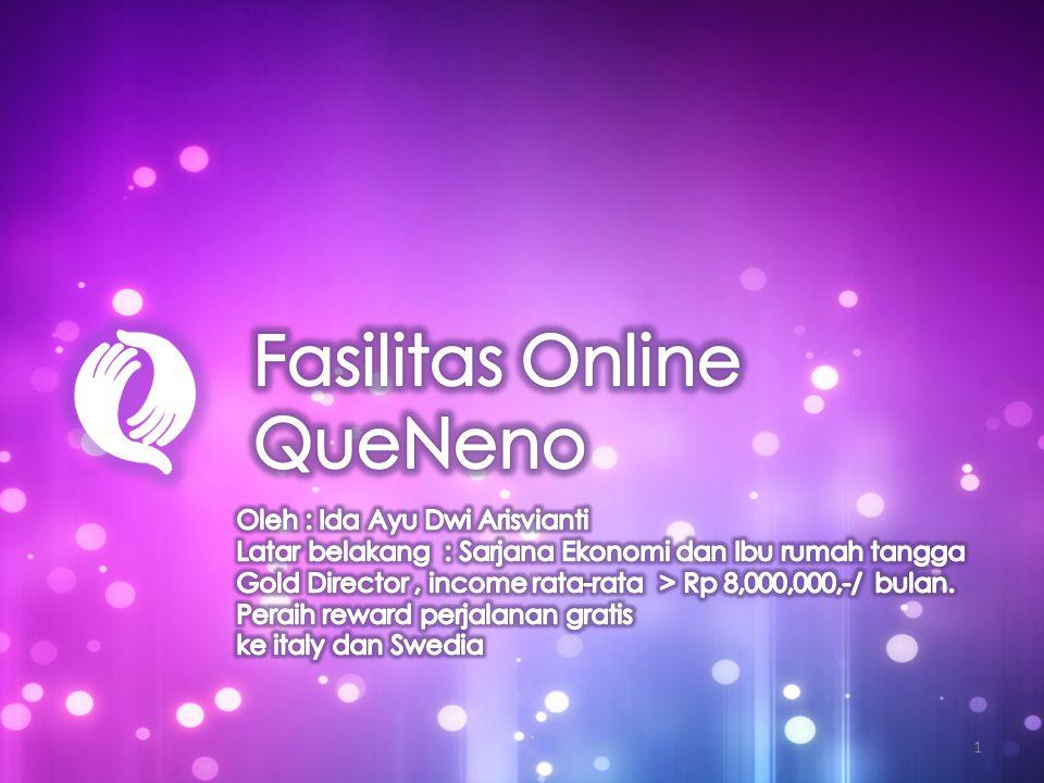 Fasilitas Online QueNeno