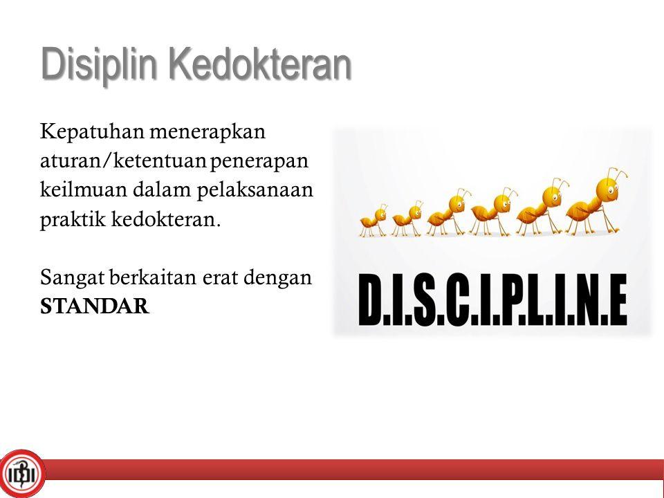 Disiplin Kedokteran