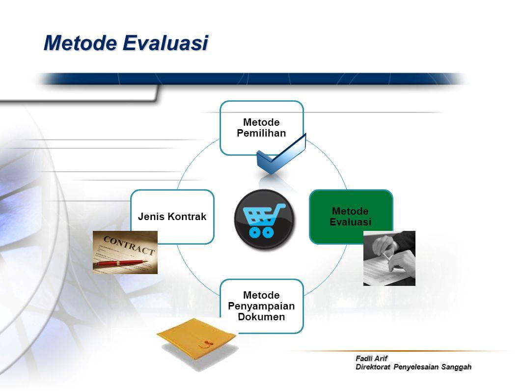 Metode Penyampaian Dokumen