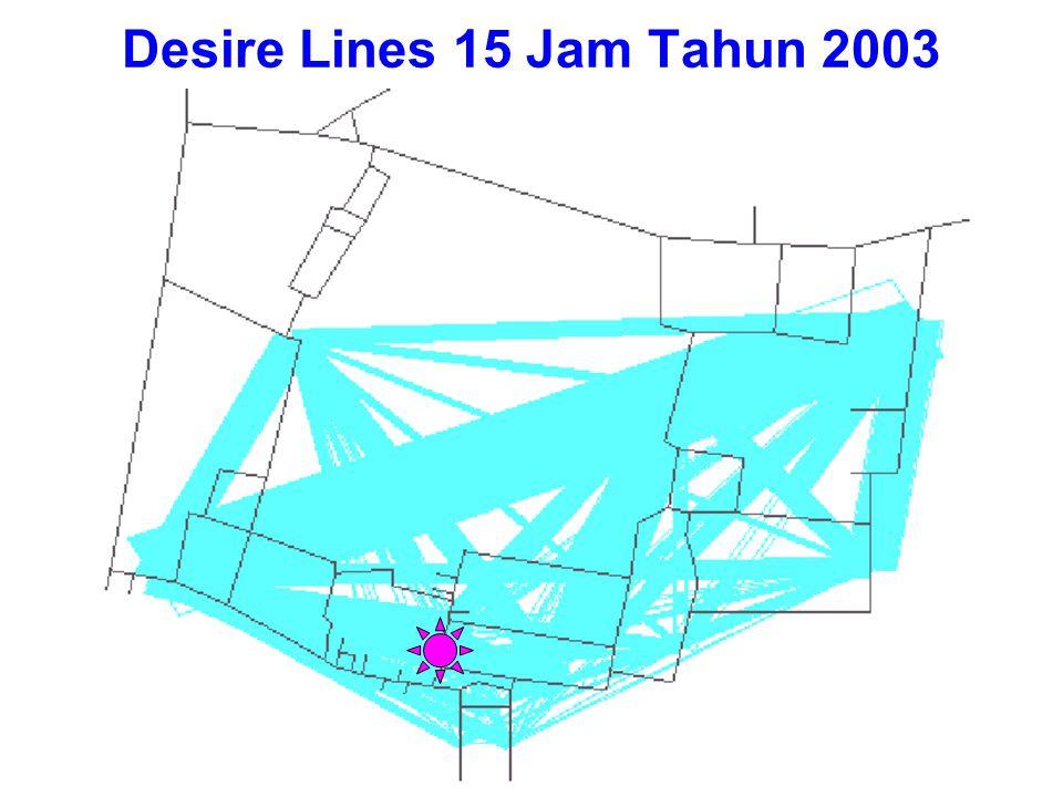 Desire Lines 15 Jam Tahun 2003