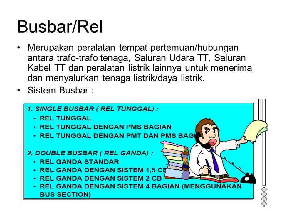 Busbar/Rel