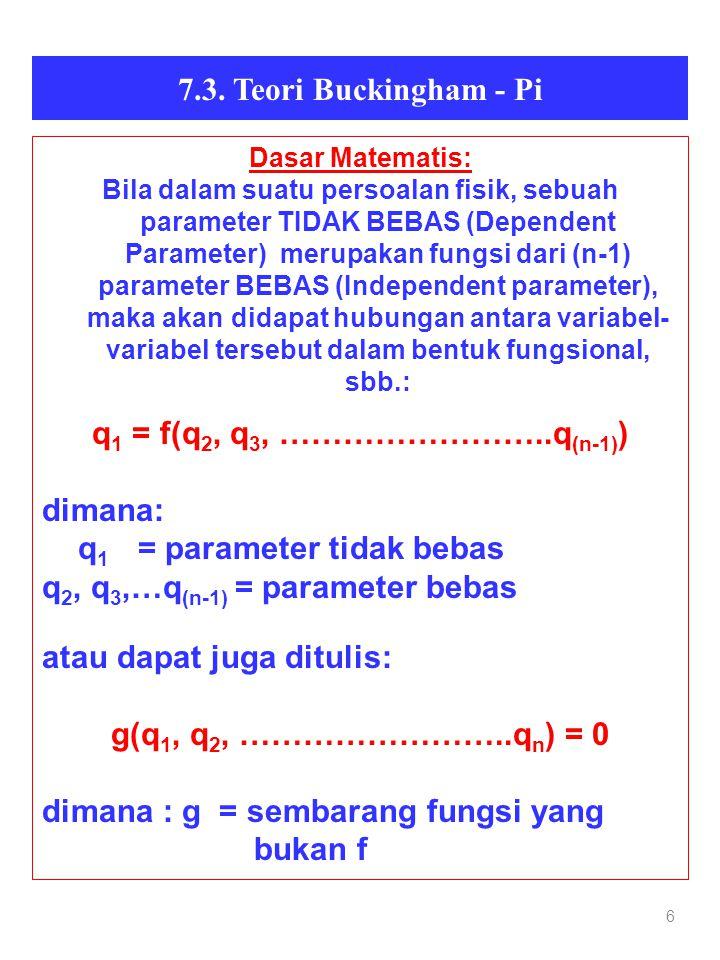 q1 = f(q2, q3, ……………………..q(n-1))