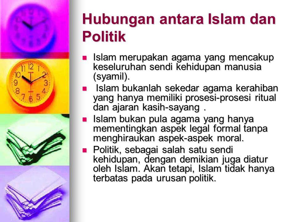 Hubungan antara Islam dan Politik