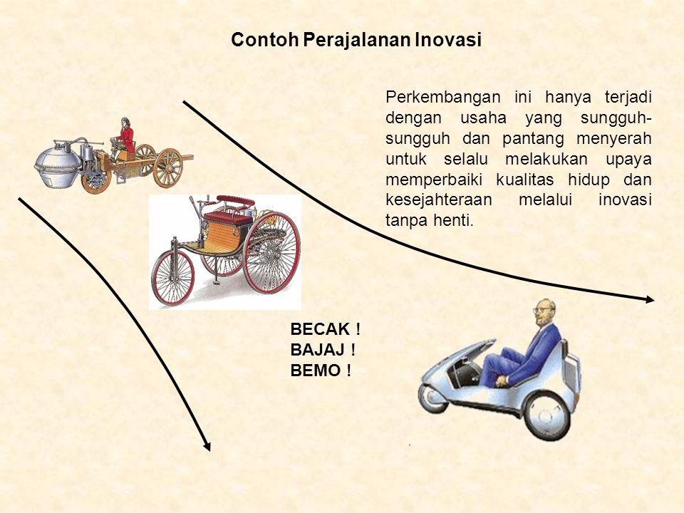 Contoh Perajalanan Inovasi