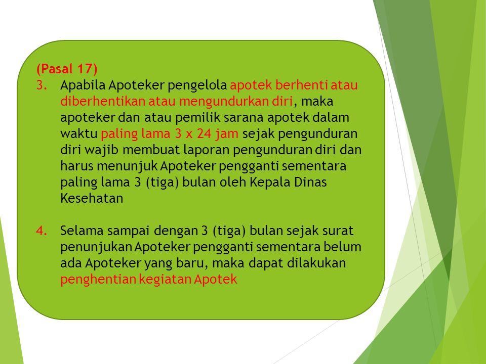 (Pasal 17)