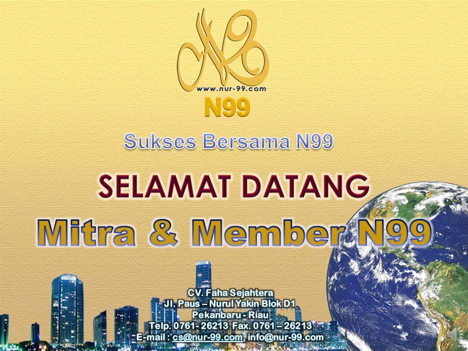 Jl. Paus – Nurul Yakin Blok D1 E-mail : cs@nur-99.com, info@nur-99.com