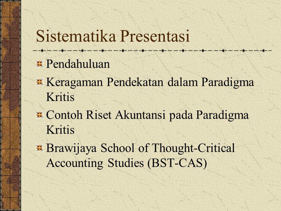 Sistematika Presentasi