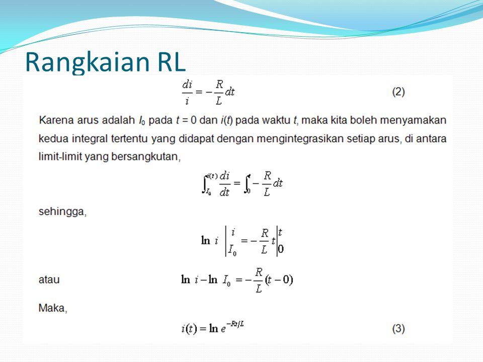 Rangkaian RL