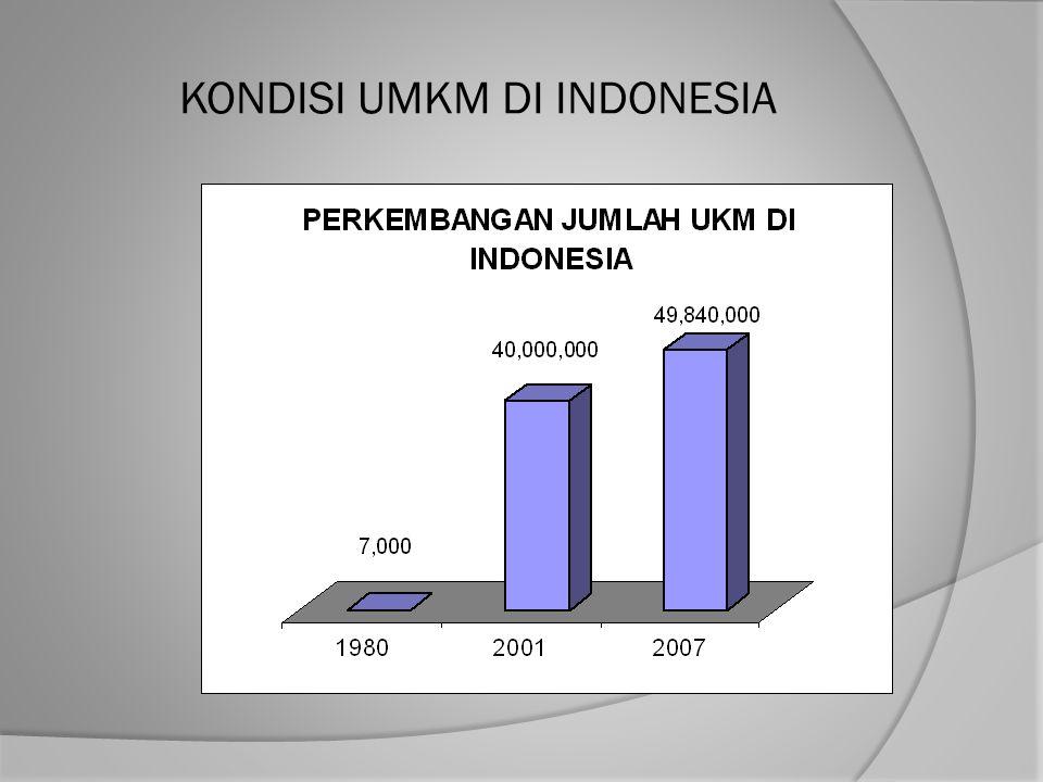 KONDISI UMKM DI INDONESIA