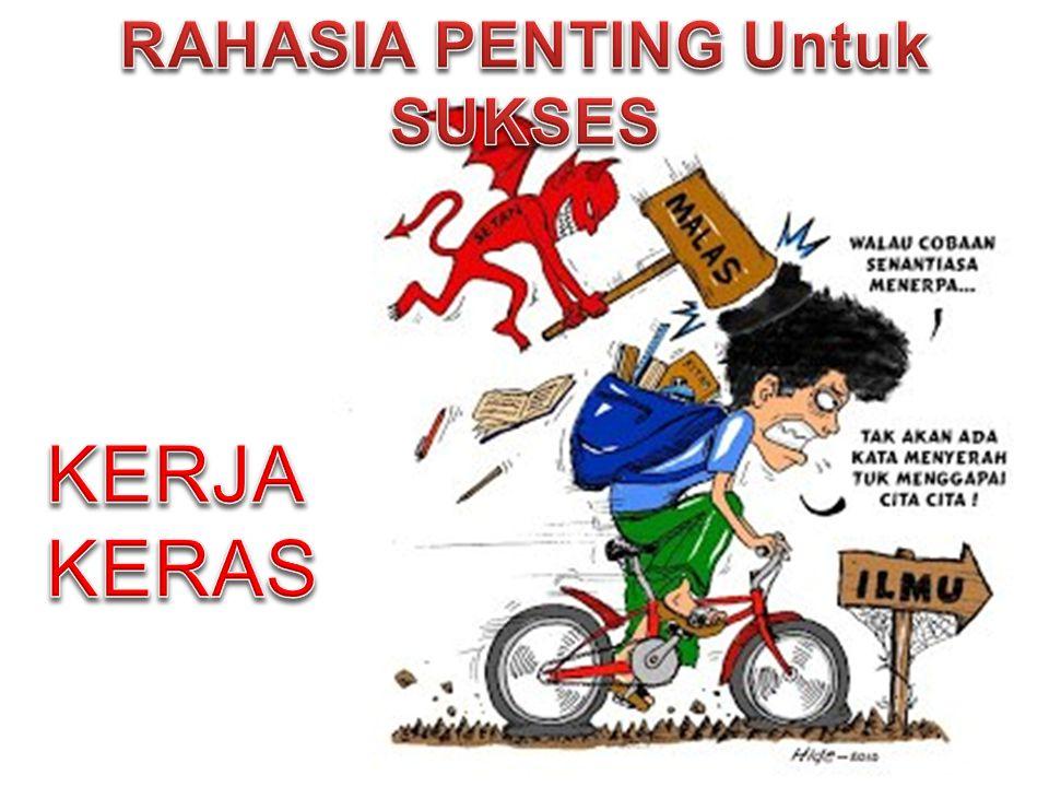 RAHASIA PENTING Untuk SUKSES