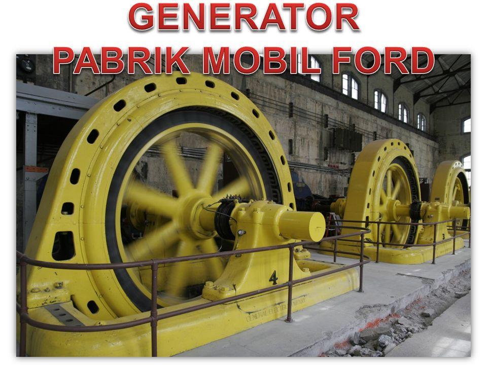 GENERATOR PABRIK MOBIL FORD
