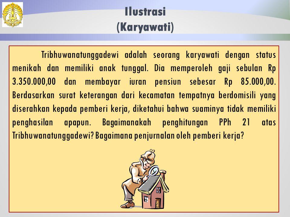 Ilustrasi (Karyawati)