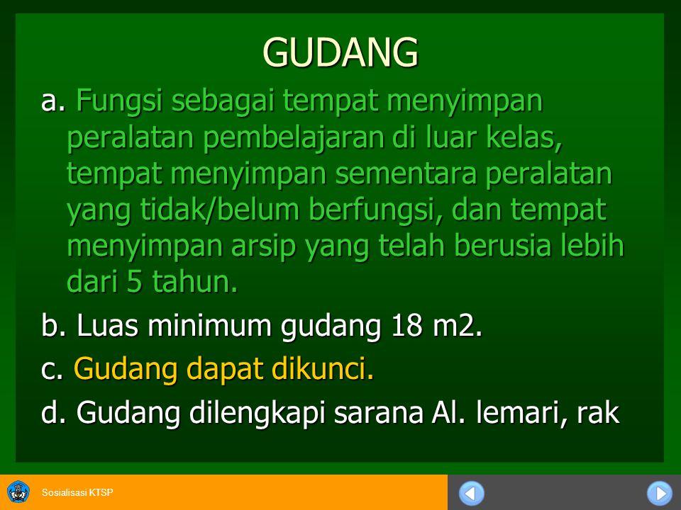GUDANG
