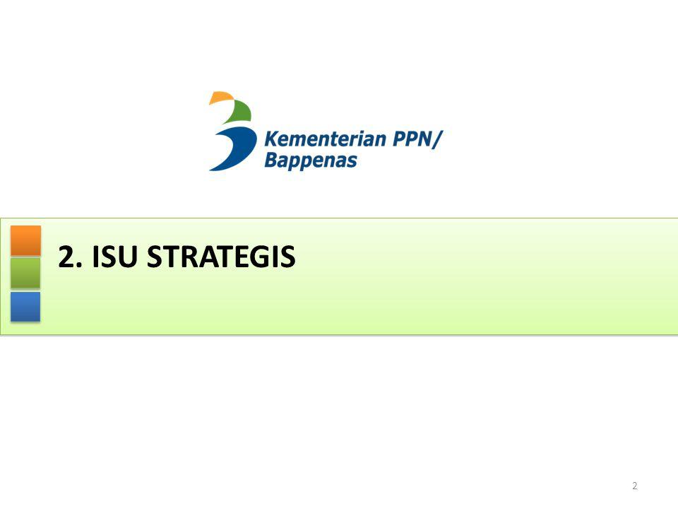 2. ISU STRATEGIS