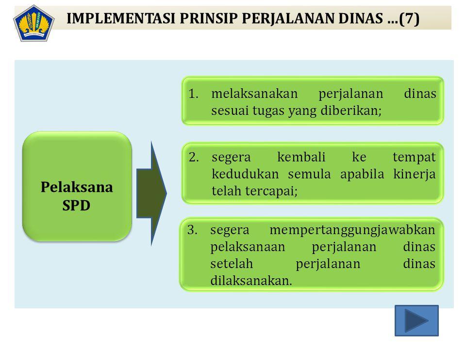 IMPLEMENTASI PRINSIP PERJALANAN DINAS …(7)