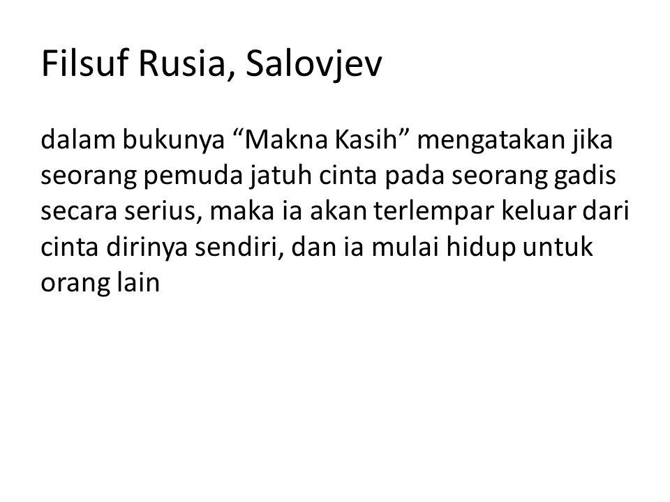 Filsuf Rusia, Salovjev