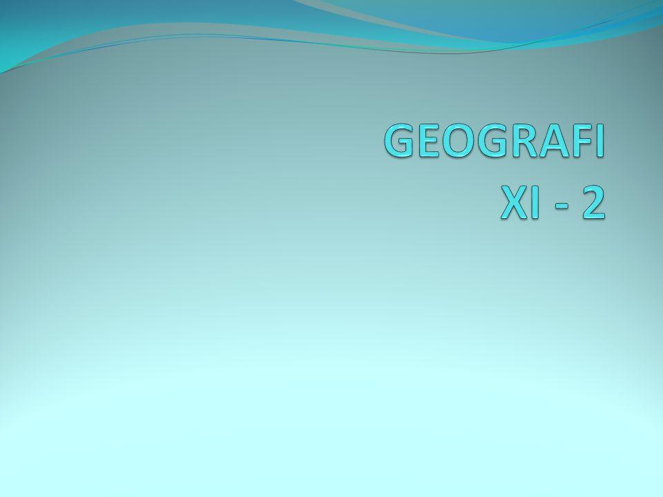 GEOGRAFI XI - 2