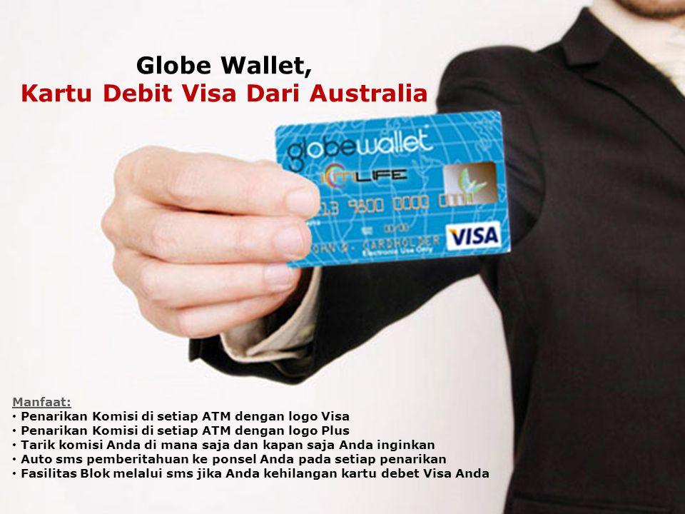 Kartu Debit Visa Dari Australia