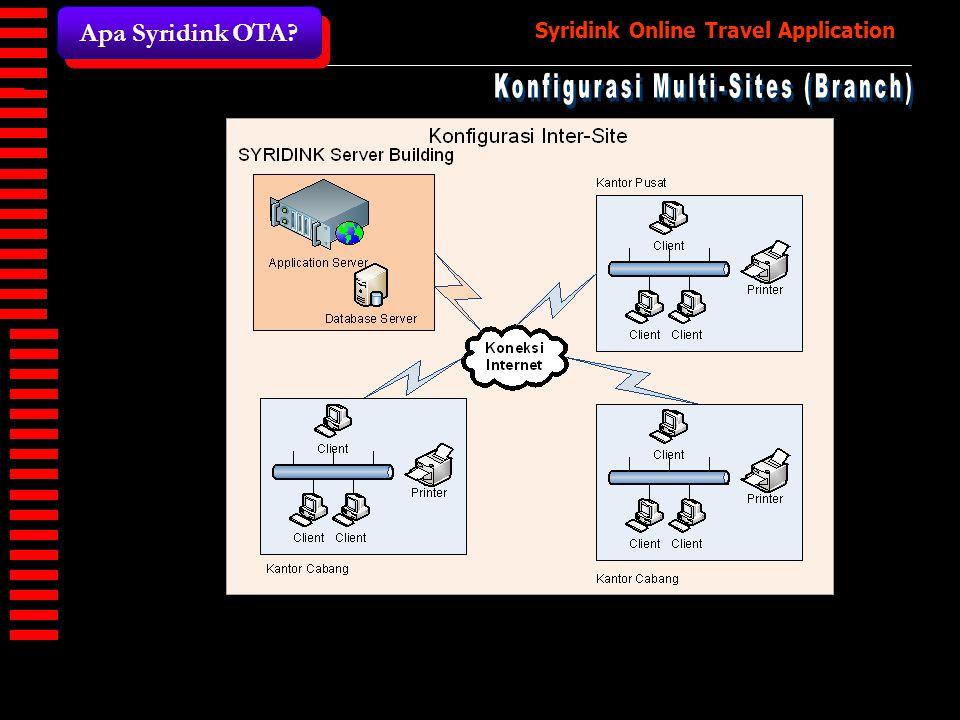 Konfigurasi Multi-Sites (Branch)
