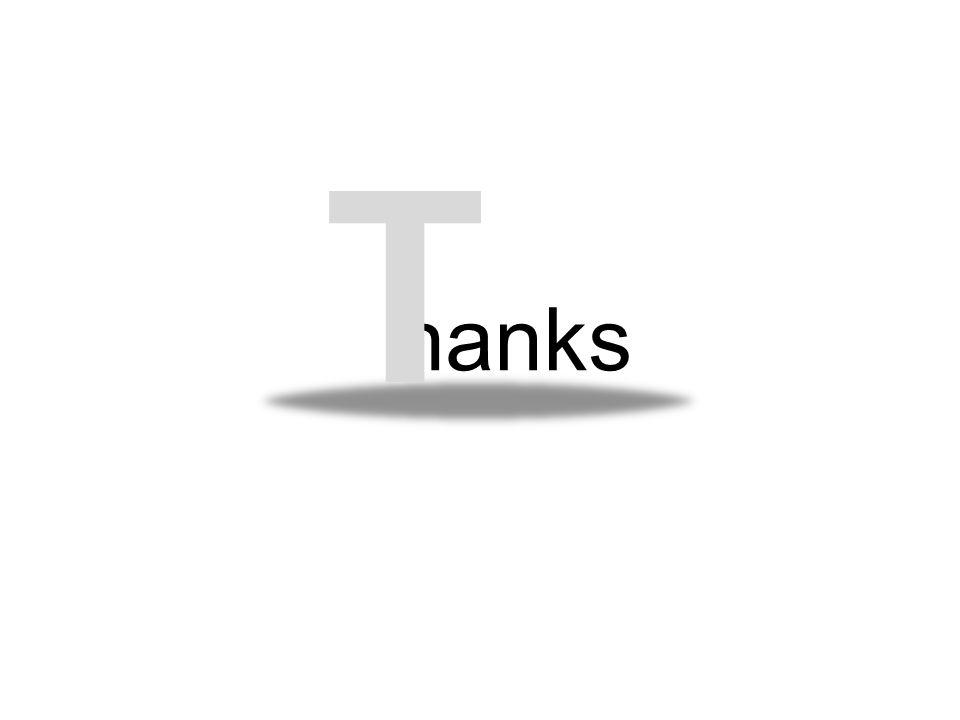 T hanks