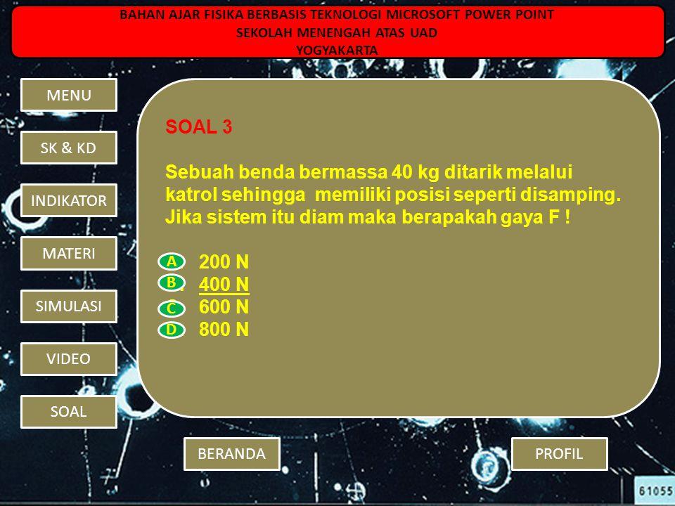 MENU SOAL 3.