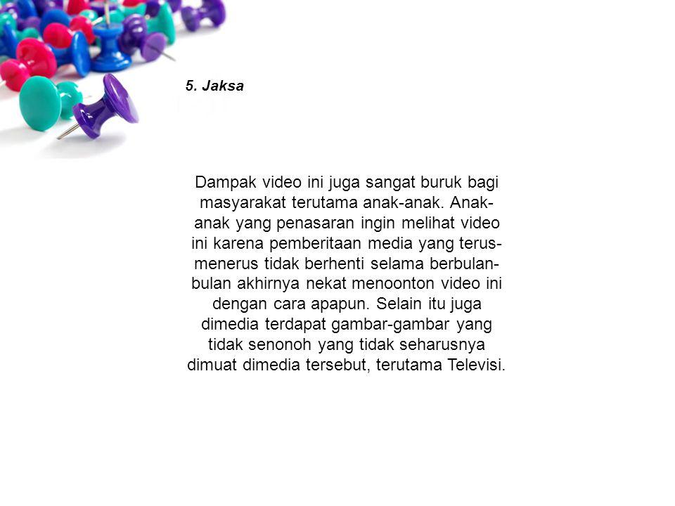 5. Jaksa