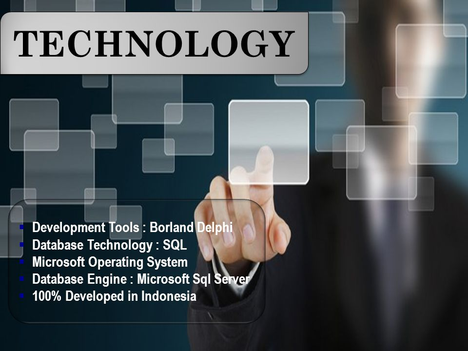 TECHNOLOGY Development Tools : Borland Delphi