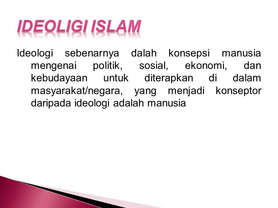 Ideoligi Islam