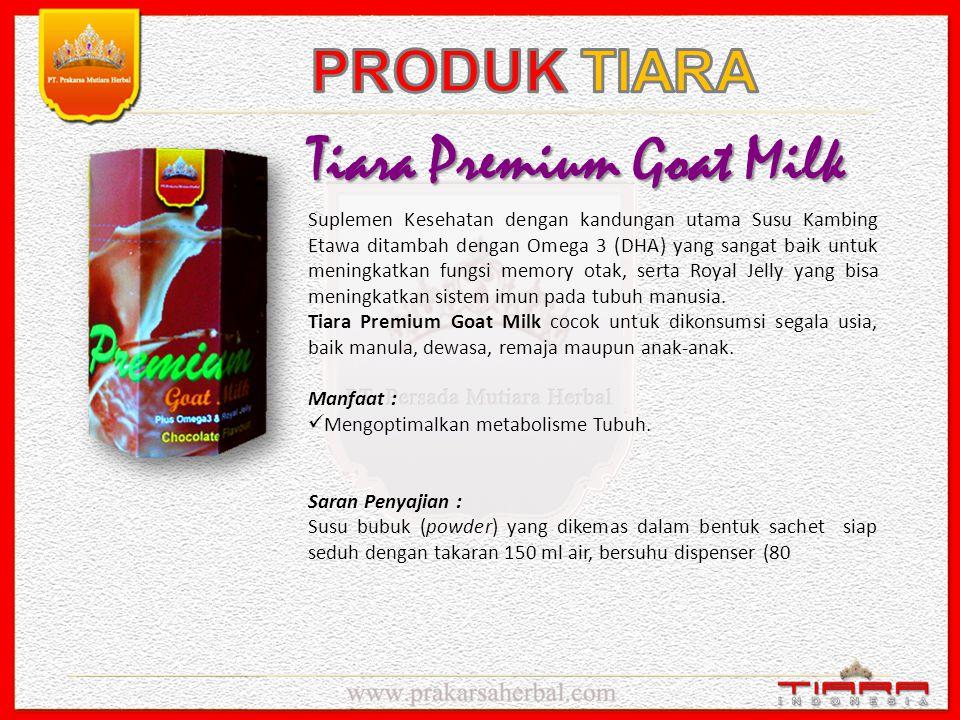 Tiara Premium Goat Milk