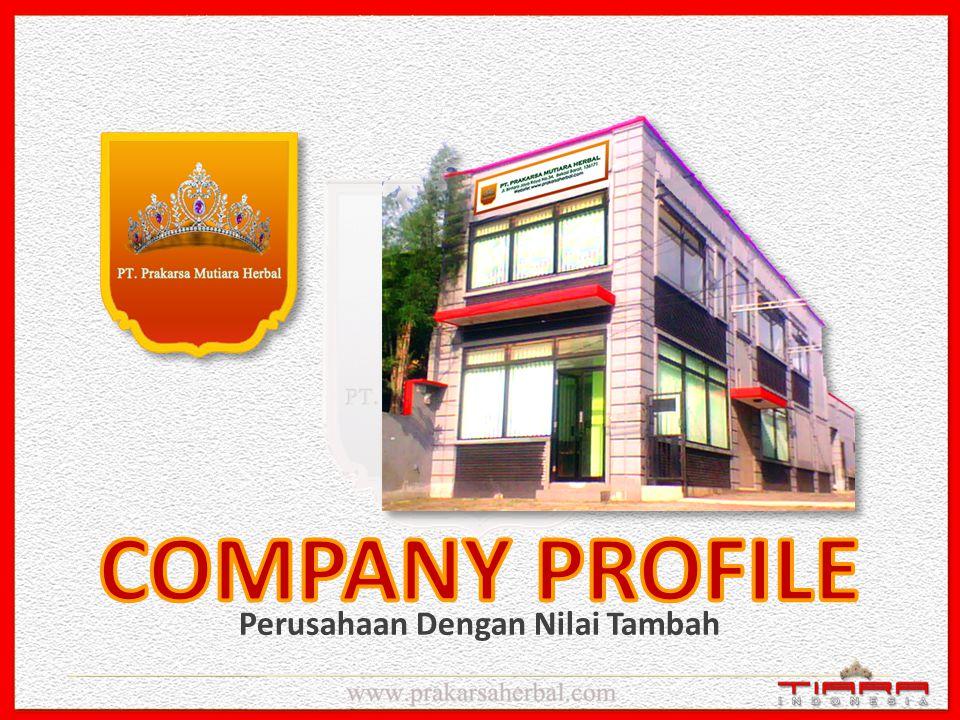 Perusahaan Dengan Nilai Tambah
