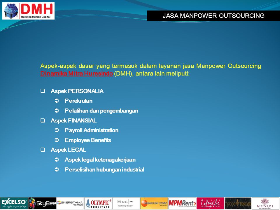 JASA MANPOWER OUTSOURCING