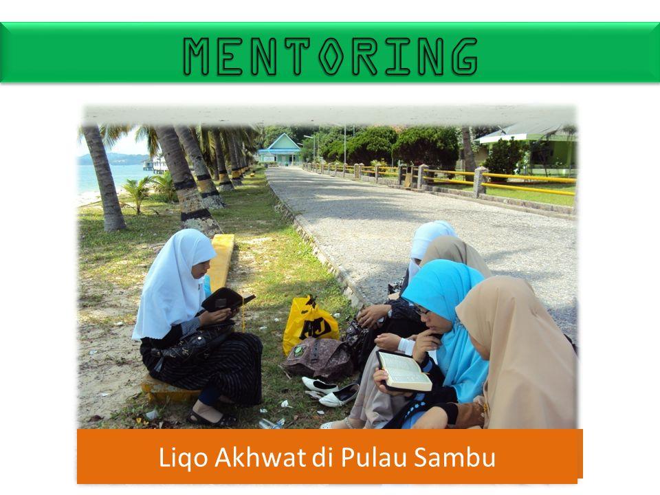 MENTORING Liqo Akhwat di Trikora-Tanjungpinang
