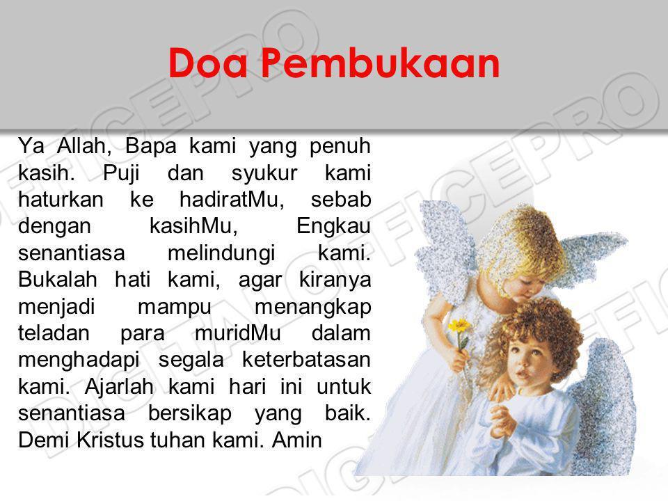 Doa Pembukaan
